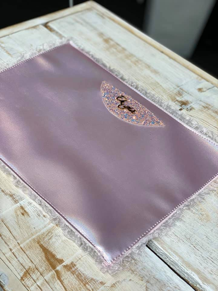 Pink Placemat