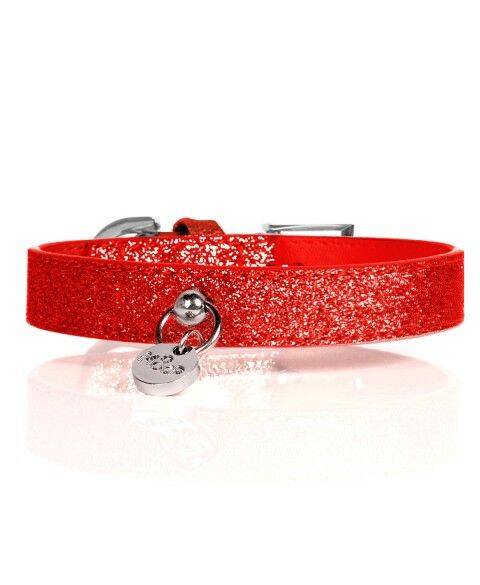 Collier Stardust Red