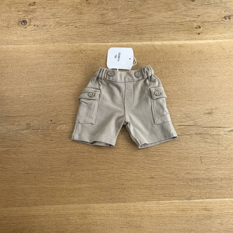 SHORT 2D265 TAUPE 31