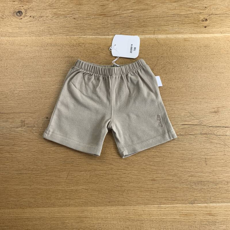 SHORT 2D286 TAUPE