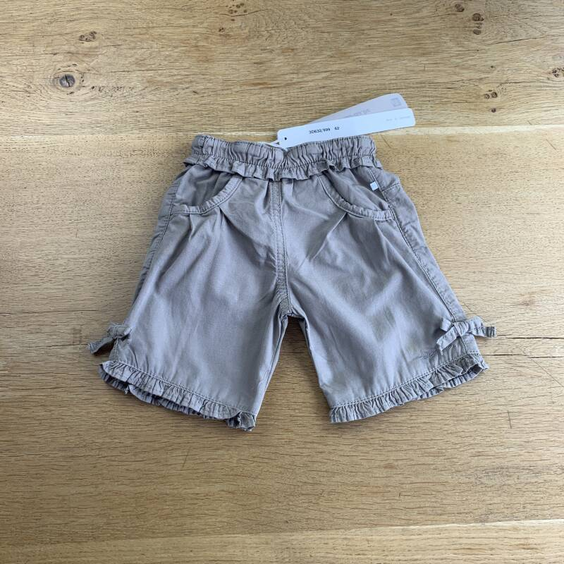 SHORT 3D632 TAUPE