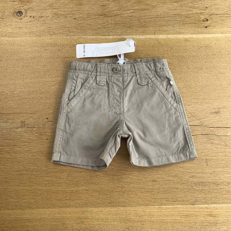 SHORT 3D657 TAUPE 2