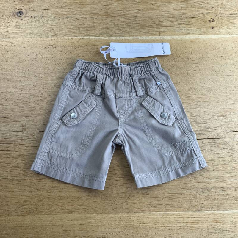 SHORT 3D668 TAUPE 2