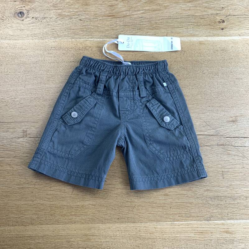 SHORT 3D668 ANTRACIET 2