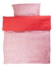 Dekbed 80X80 Philo Red