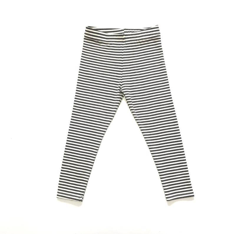 BAMBOOM LEGGINGS STRIPE W/G
