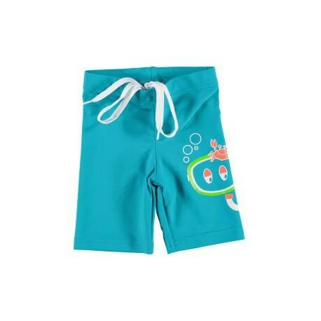 SONPAKKIE UV SWIMSHORT OCEAN HUNTER 4-5 JAAR