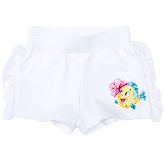 MONNALISA MERMAID SHORT WIT 393424RI