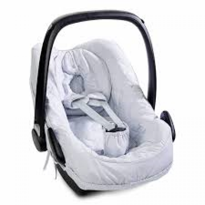 CRYSTAL GREY - HOES MAXI COSI PEBBLE