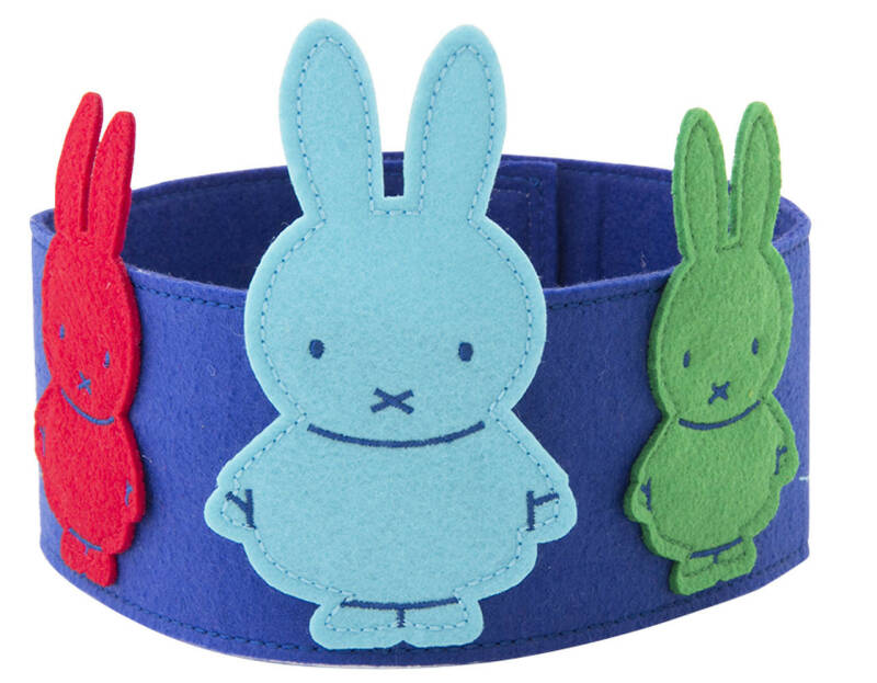 GLOBAL AFFAIRS CROWN MIFFY BLAUW