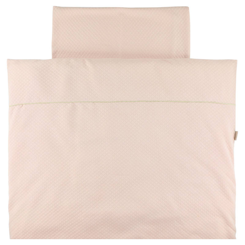 CHARMI DONSOVERTREK 80X80 GOLDEN PINK