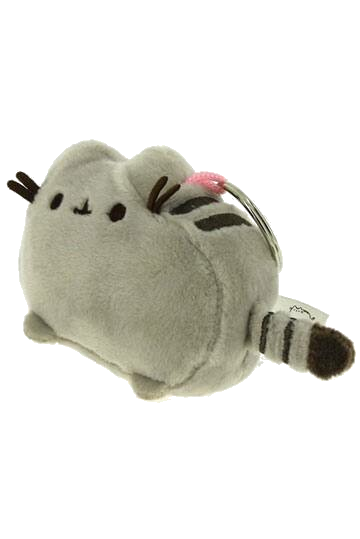 Pusheen plush - keychain