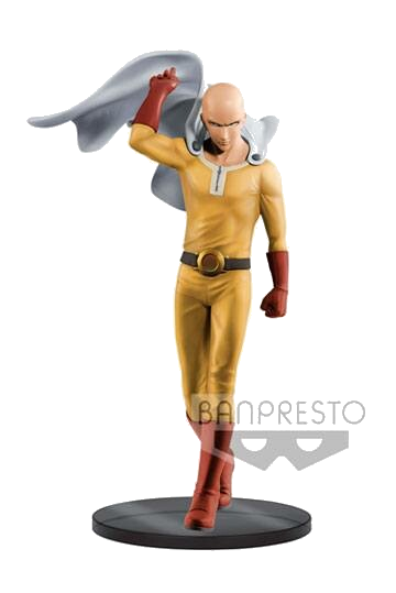 One Punch Man: Saitama -  DXF Figure - Banpresto (PRE-ORDER)