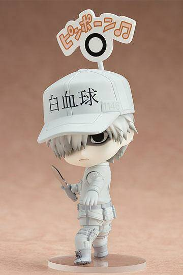 Cells at work nendoroid: White Bloodcell