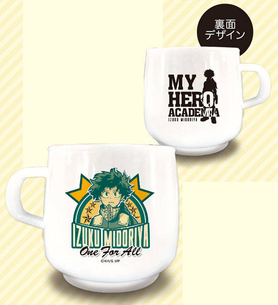 Boku no hero - mugs