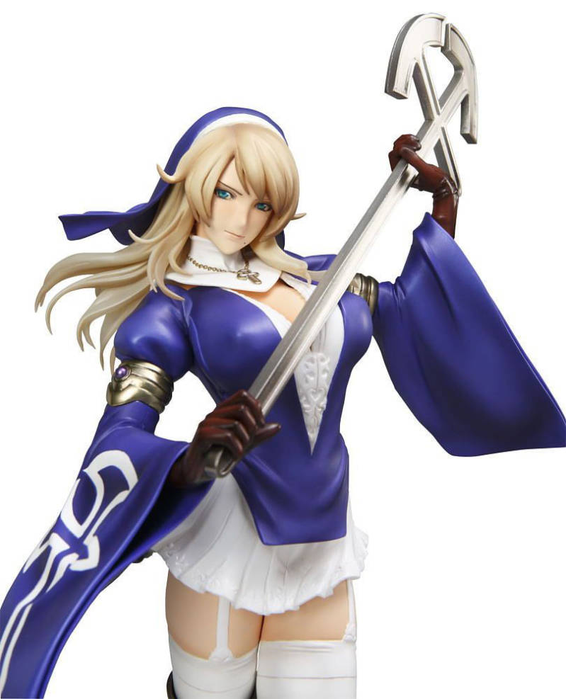 Queen's Blade Rebellion - Siggy - Excellent Model - 1/8