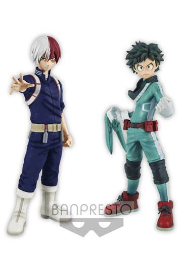 Boku no hero academia - DFX figures
