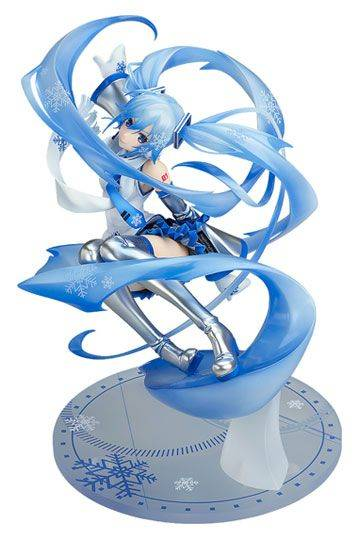 Character Vocal Series 01 - Statue 1/7 Snow Miku