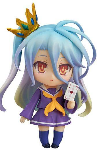 No Game No Life - Nendoroid Action Figure Shiro (PRE-ORDER)