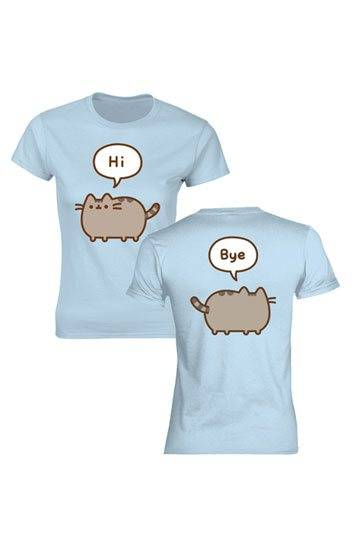 Pusheen Hi / Bye t-shirt