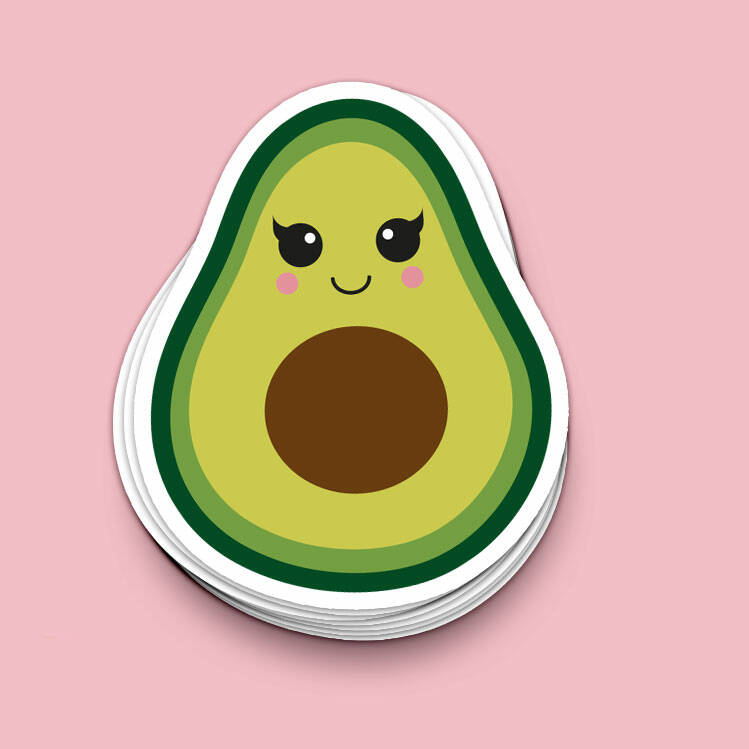 Sticker - Avocado