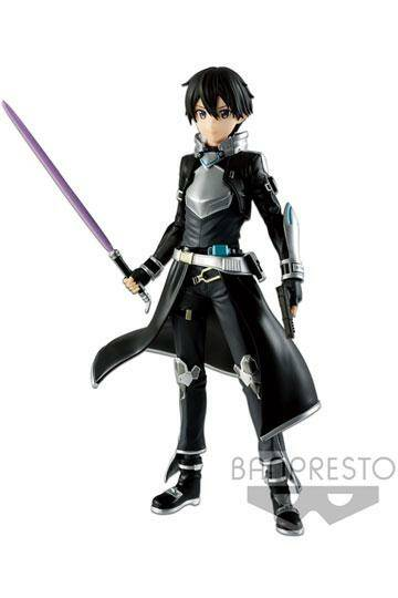 Sword art online: Kirito overseas version - Ichiban Kuji - Banpresto (PRE-ORDER)