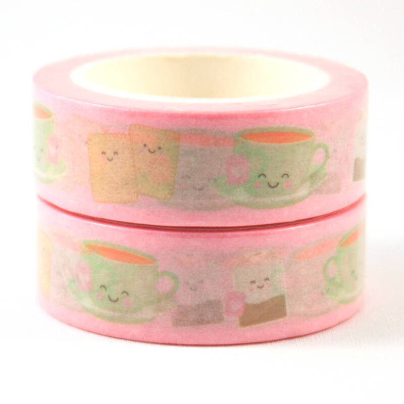 Washi tape - washi-thee-pe