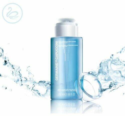 Express make up removal water