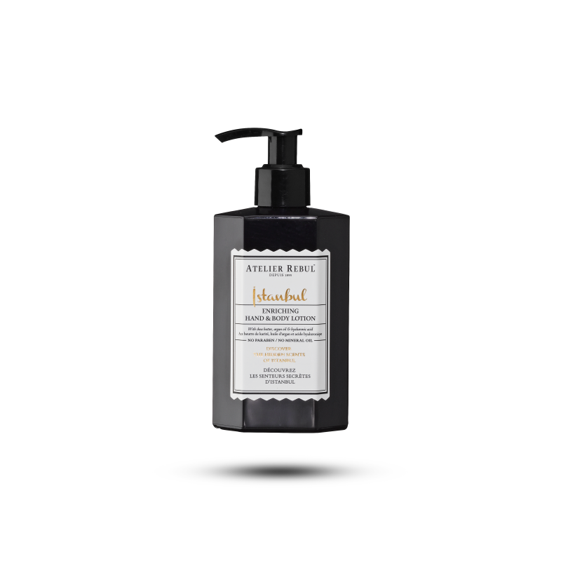 Istanbul hand & body lotion