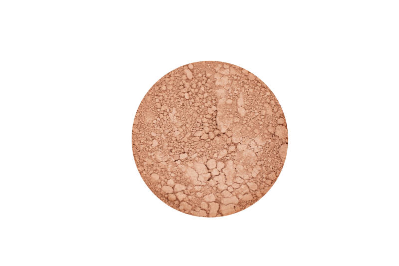 Loose Mineral Foundation Powerful Peach