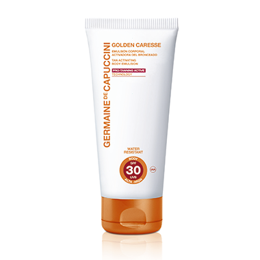 Tan activating body emulsion SPF30 ( lichaam )
