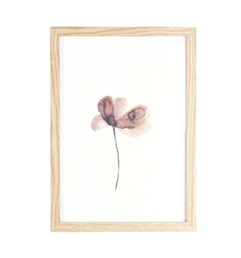 Wall art Flower – Presenttime
