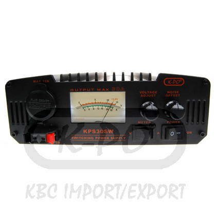 Power supply  30 A