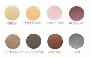 Mineral Compact Eyeshadow Red Plum