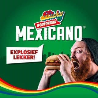 Bicky mexicano cheese