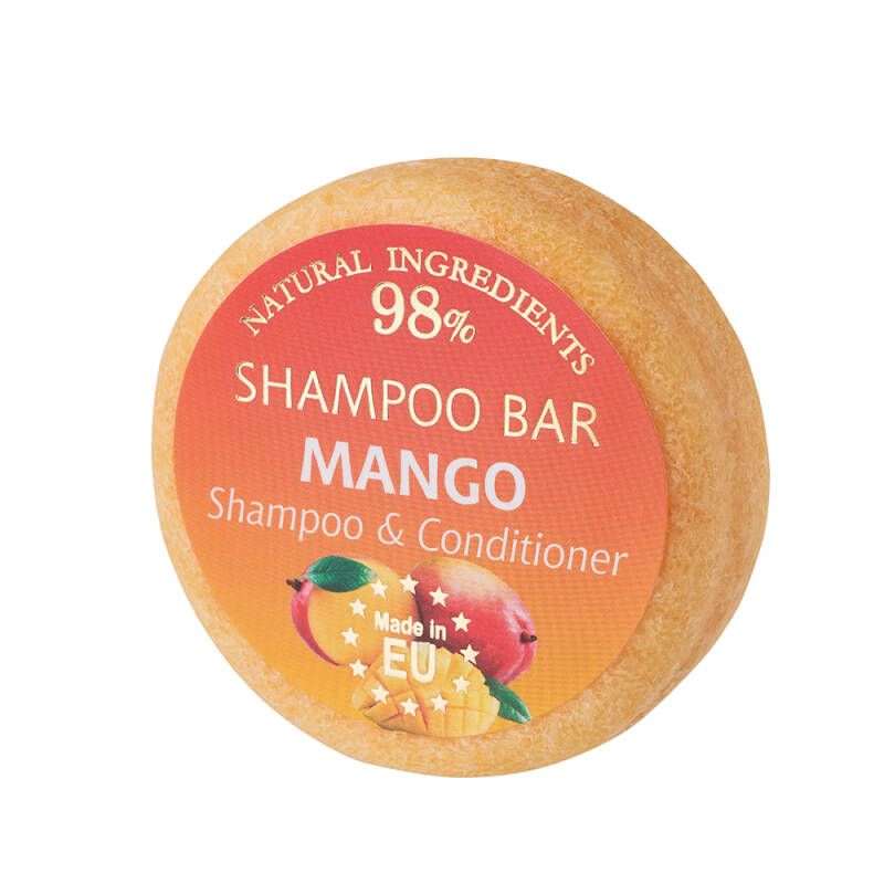 2 in 1 Shampoo&Conditioner bar - Mango