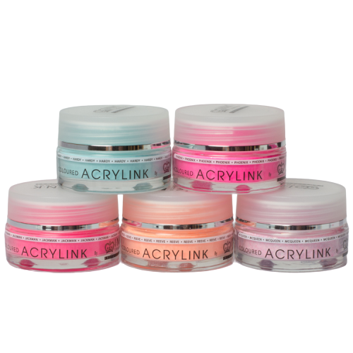 5 Pack – Color Acryl Glitterbomb