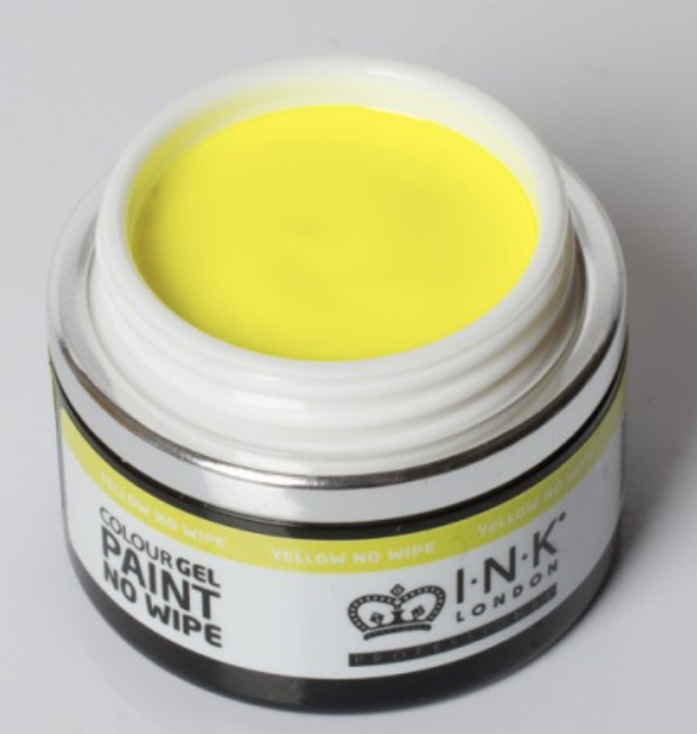 Paintgel - Yellow - No wipe
