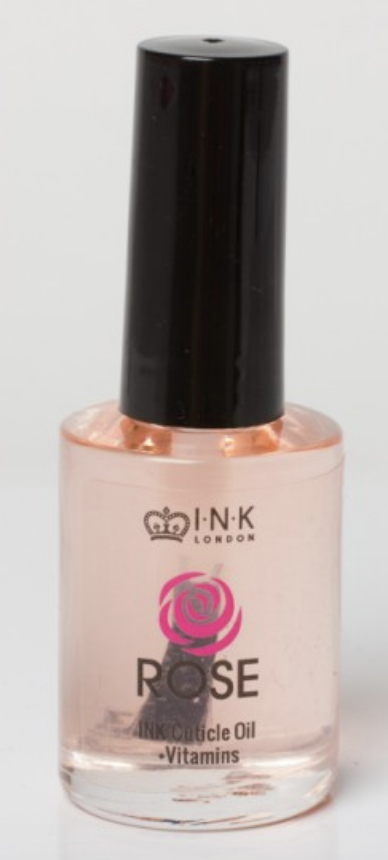 Cuticle Oil + Vitamins - Rose