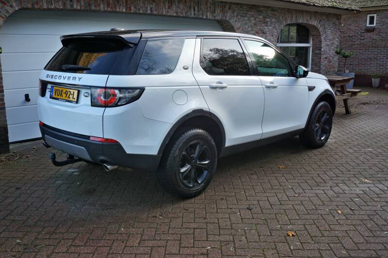 Land Rover Discovery Sport vanaf 2015