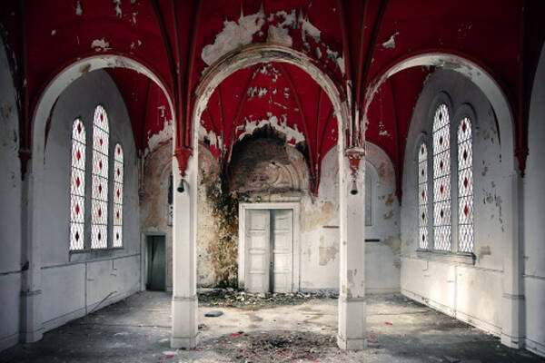 Abandoned Curch