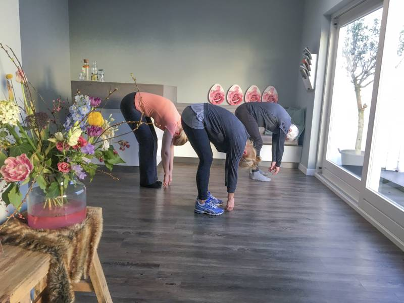 Feel Good Yoga abonnement nov-dec, 8 lessen van 60 minuten, testblok