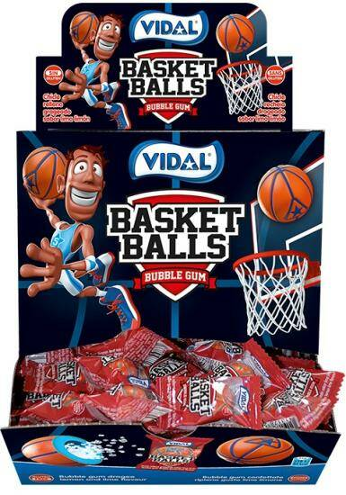 Basketbal bubblegum