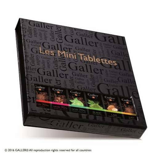 Galler chocolade 54 mini repen