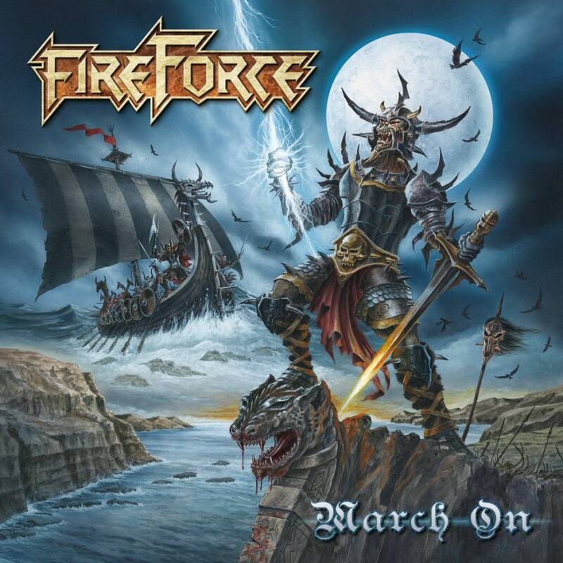 FIREFORCE MARCH ON CD