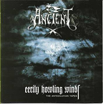 ANCIENT Eerily howling wind CD