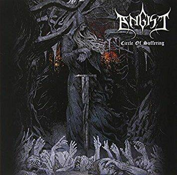ANGIST CIRCLE OF SUFFERING CD