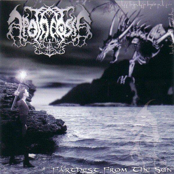 APOHESOSIS Fartthest from the sun CD