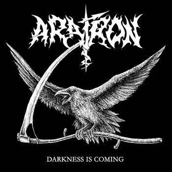 ARATRON Darkness is coming CD