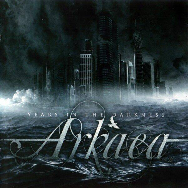 ARKAEA Years in the darkness CD